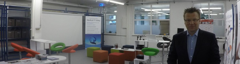 Center und Marktplatz für eHealth und Medical IT